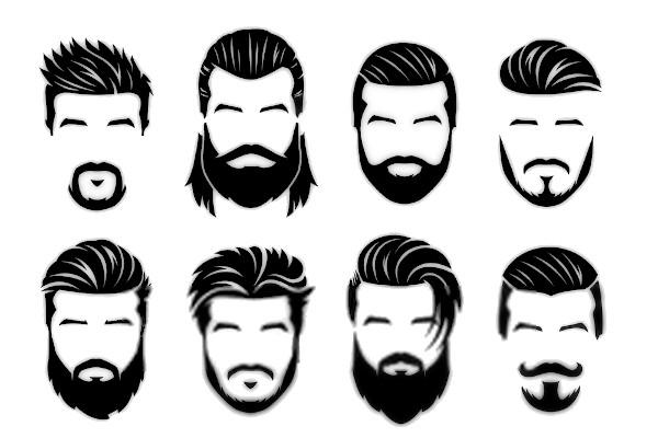 Tantos tipos de barba como barbas existen.