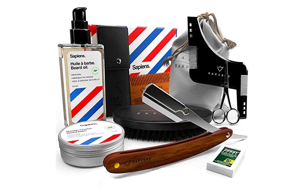 Un kit de cuidado de la barba no puede faltar en la casa de un Barbudo